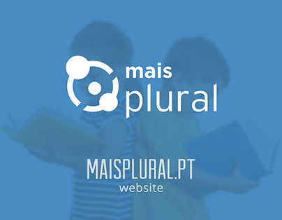 Mais Plural website