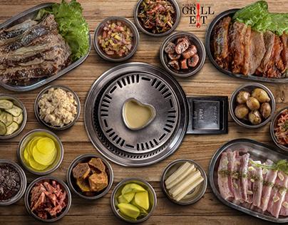 Samyeopsal korean BBQ