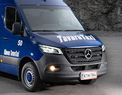 Mercedes-Benz vans for VEHO