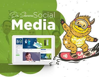 Dr. Sharara - Social Media
