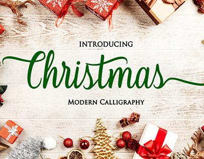 Christmas Font
