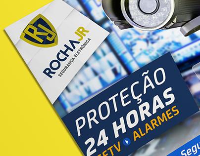 ROCHA JR SEGURANÇA ELETRÔNICA