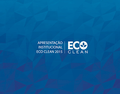 Apresentação Institucional - Eco clean
