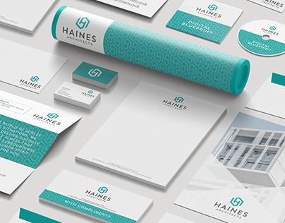 Haines Architects - Corporate Identity / Branding