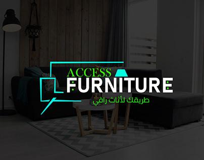 Access Furniture Logo