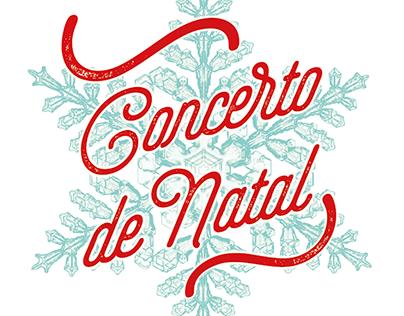 Concerto de Natal · Poster