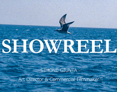 SHOWREEL 2021 - Filmmaking