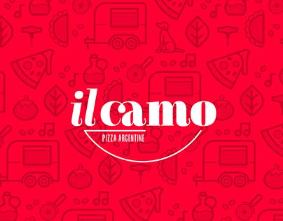 Il Camo - Pizza argentine