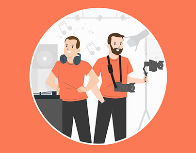 Explainer Video - Wedding Photography and DJ