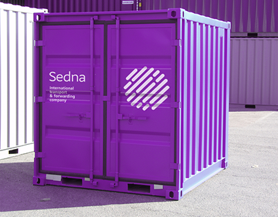 Sedna. Corporate identity for transport company
