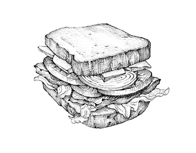 Various Food Illustrations