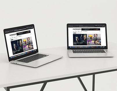 Factdemon Official Website