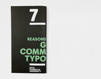 7 Reasons Leaflet