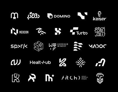 Logos & Marks 2017 - 2019