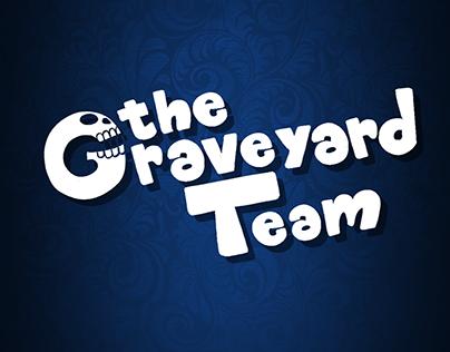 The Graveyard Team. Mini Comic.