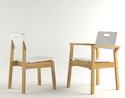 Fede chair collection
