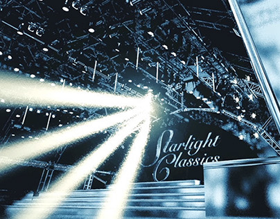 Starlight Classics - Broadcast motion graphics package