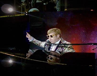 Elton John - Gotham Hall Live