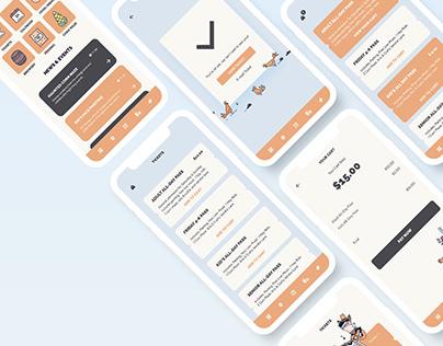 Sinkland Farms App