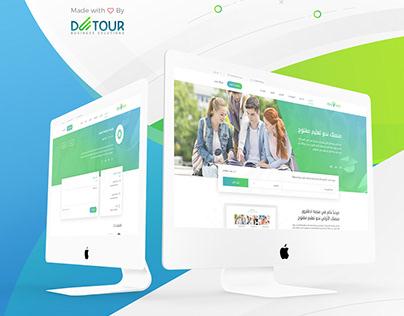 Eduvisor Website