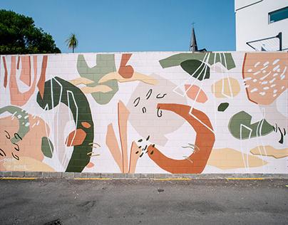 STREET PRINTS - MURAL ARTIST