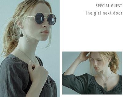Special Guest: The girl next door