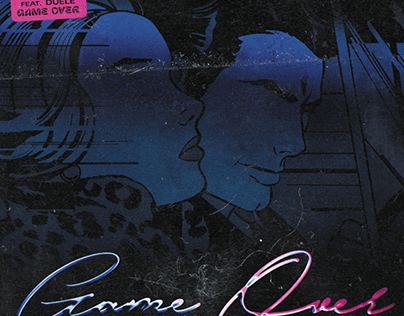 BENLEY x DUELE' - GAME OVER (Official Single Artwork)
