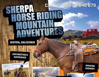 Sherpa Horse Riding
