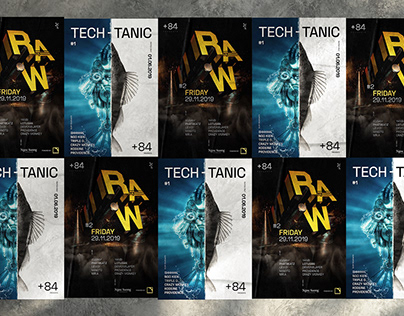Tech-Tanic & Raw Friday