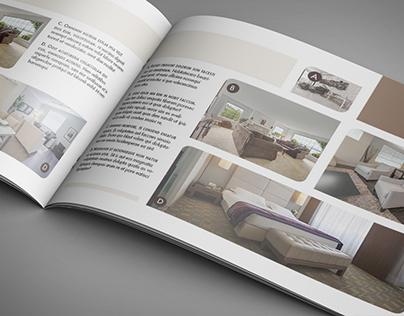 Product Catalog Template - A5 Landscape