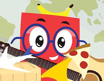 Pizza Hut (Animations)