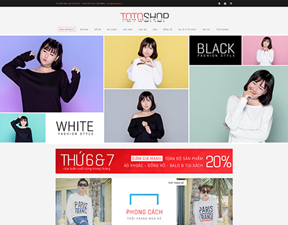 Webdesign | Totoshop.vn