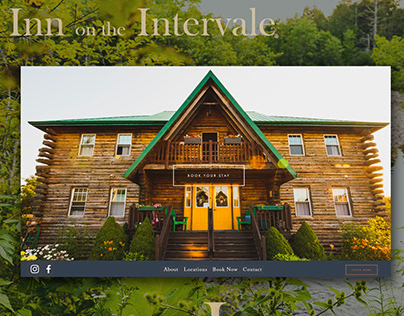 Inn on the Intervale- Accommodation Website