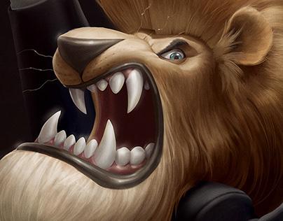 Lion Maestro