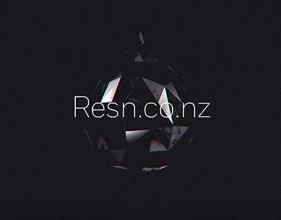 Resn.co.nz Mobile Site