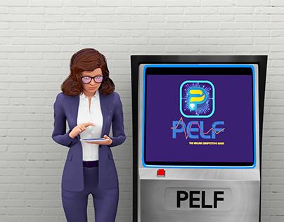 PELF APP 3d Promo Animation