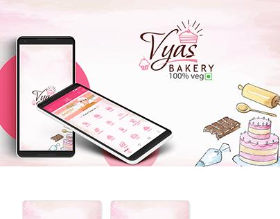 Vyas Bakery