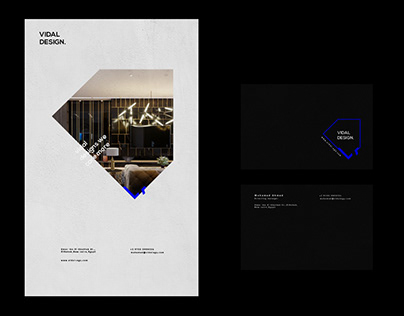 VIDAL DESIGN-Branding