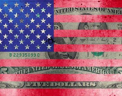 5 Dollar Flag - 2015