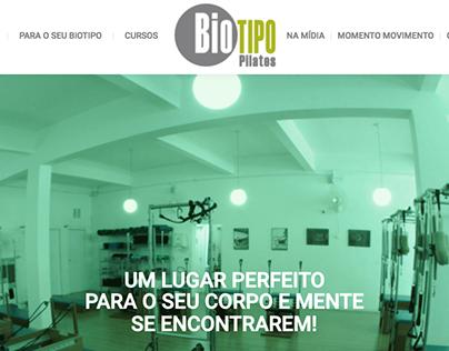 Site - BioTipo Pilates