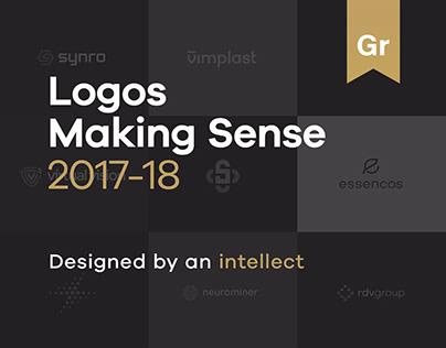 Logos Making Sense 2017-18
