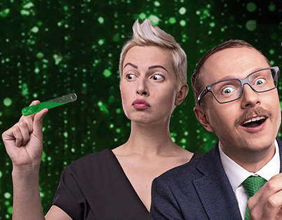 "CARLSBERG ""Science Night Show"""