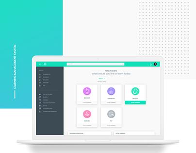 KIPS LMS : Web Portal Design