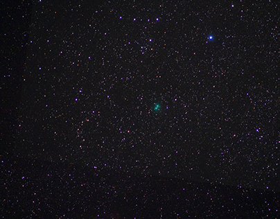 Comet Jacques C/2014 E2 is Moving