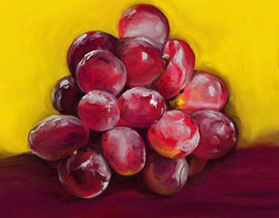Juicy Grapes, 2021.