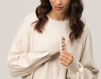 VILANOVA Brand | LONG CARDIGAN TOTAL LOOK | Knit FW21