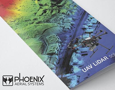 Phoenix Aerial Systems' Tradeshow Brochure
