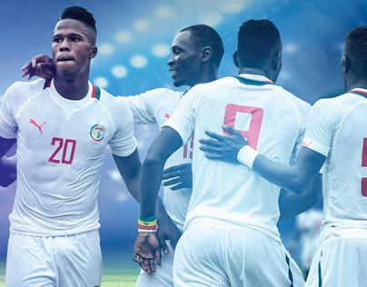 Elton | Sponsoring Equipe Nationale du Sénégal