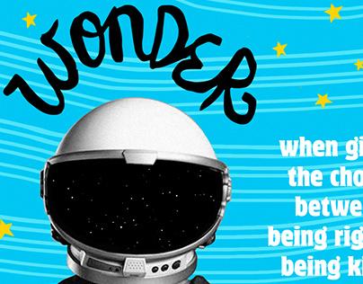 A Wonder Quote