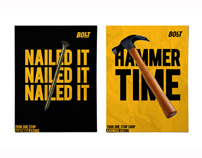 Bolt-One Stop Hardware Store